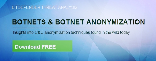 botnets and botnet anonymization